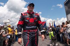 Michael McDowell won his first career race in a nationally touring NASCAR division by holding off his teammate in the final laps at Road America. Michael Mcdowell, Scores, Touring, Congratulations, Career, Racing, Punk, America, Style
