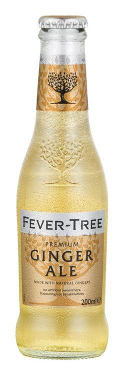Fever-Tree Ginger Ale, Best Ginger Ale, Whisky & Ginger, Natural Ginger Ale