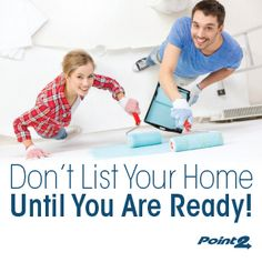Don't List Your Home Until You're Ready | Point2 Agent #RealEstate Marketing Blog: http://www.point2.com/blog/2014/12/19/dont-list-until-you-are-ready/