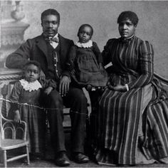 African -American vintage photo