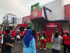 CARI AJA CFD Bandung, Cari Aja Indonesia