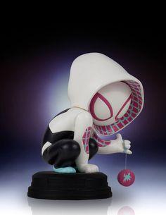 Marvel+Comics+mini+statuette+Spider-Gwen+Gentle+Giant