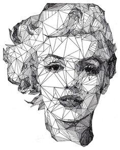 Dazzling Pen Portraits by Josh Bryan - My Modern Metropolis on imgfave