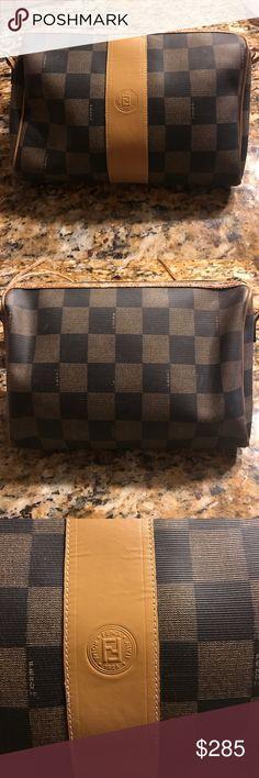 Fendi Vintage Crossbody Bag Fendi Vintage Crossbody Bag Fendi Bags Crossbody Bags