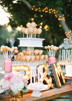 Wedding Dessert Bar Ideas | Brides.com