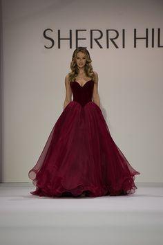 New York Fashion Week, February 2016 - Sherri Hill
