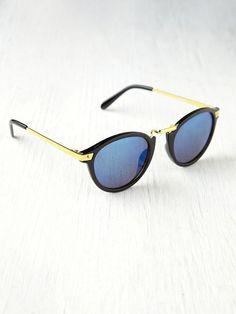 Free People Cool Cat Sunglasses, 0.00
