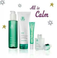 Arbonne Calm - for those with sensitive skin! Email me today and let's connect preet_10kaur89@yahoo.com
