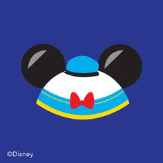 Disney — disneyparks:   Disney Parks Ear Hats of your...
