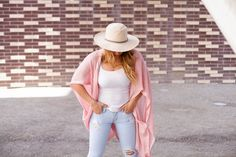 """Open Grid Frayed Trim. High Low Kimono with Armholes. Perfect swim cover up or layering piece for the warm weather!!     100% Viscose    $23    One Size     **ALWAYS FREE SHIPPING** Use Code  FREESHIP in """"do you have a discount code""""     Xx Liv 