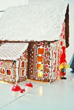 Den gode feen: Pepperkakelandsbyen anno 2012