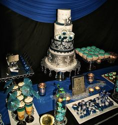 The Blog Roaring Twenties 18th Birthday Party By Susan 1920 Theme
