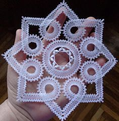 diameter of pattern is 16 cm