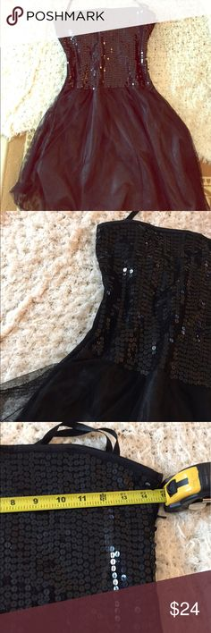 Sequin dress Night out , beautiful sequin dress ! Excellent condition! Dresses Mini