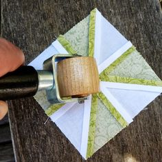 My New Favourite Quilting Tool - the seam roller | peace.love.quilt