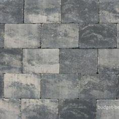 Abbeystones 20x30x6cm Grijs-Zwart 1000120