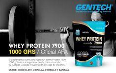 Whey Protein Gentech 1Kg