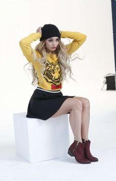 Vanessa Hudgens – Bongo Fall 2014 Campaign