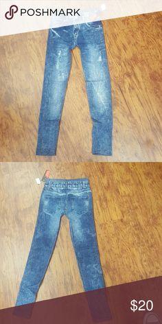 Jeggings Jeggings small and large shosho Pants Leggings