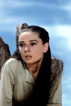 Audrey Hepburn - 'The Unforgiven' - 1960