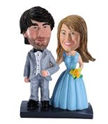 Are you looking for personalized wedding gift? 1minime.com provides accurately handcrafted bobbleheads which is you can gift as personalized gift and Customized bobbleheads made from your own photos.