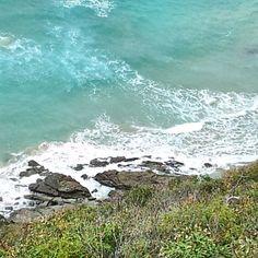 View from the top! Lorne Australia #loveaustralia #sunshine #sea #waves #waterfalls #lorne #cartrip #myphography #photoartist by lisa.basile.77 http://ift.tt/1IIGiLS