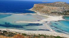 Kreta-Balos Beach Balos Beach, Waterfalls, Beaches, Travelling, Outdoor, Crete, Outdoors, Sands, Outdoor Games
