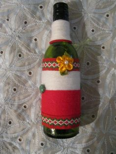 Jute Crafts, Diy And Crafts, Baba Marta, Wire Crochet, Bulgaria, Christmas, House, Jewelry, Ideas