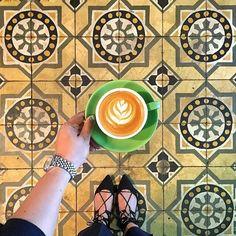 #Repost @trinnadeleon Coffee & floor game strong #foodiestiles #20fcoffee #tdlcoffee #coffee_inst #coffeelovers by etorruella