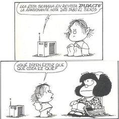 Fuente: Mafalda dreamers. Tabúes!
