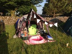 Make your tent home this festival season! #Festivals #FestivalSeason #WeLoveFestivals