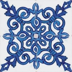 ASK 2105 Portuguese hand painted tiles