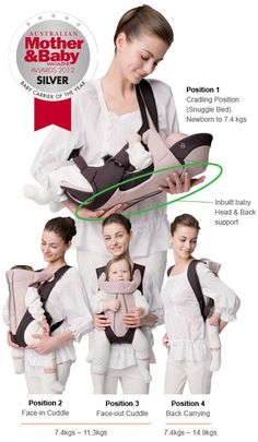 Magical Compact Baby Carrier