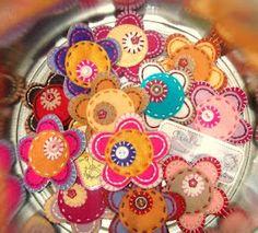Para que a primavera fique ainda mais florida veja este passo a passo de broche flor feito com botões, muito simples e você pode fazer muito...