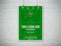 Steven Gerrard vs West Ham