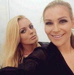 Natalya & Amanda Saccomanno