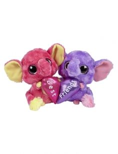 BFF Plush Elephant Set