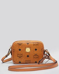 MCM Mini Bag - Heritage Crossbody | Bloomingdale's