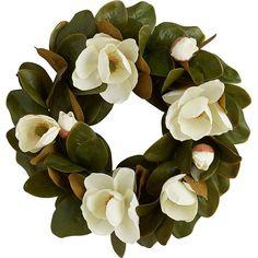 pier one wreath