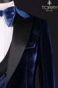 Our suits are part of the premium category, being dedicated to both a daily outfit and ceremonies. They are made of high quality materials and can be worn in any season with the same ease. The elegance and refinement of our costumes will imprint your mood, improving it. #dapper #mensfashion #style #fashion #menstyle #menswear #mensstyle #ootd #gentleman #menwithstyle #fashionblogger #menwithclass #menfashion #lifestyle Wedding Suit Collection, Style Fashion, Mens Fashion, Fashion Design, Groom Tuxedo, Groomsmen Suits, Daily Outfit, Blazers For Men, Blue Velvet