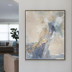 Shop the full collection of Julia's abstract and landscape artwork. Originals, as well as custom-made canvas and paper reproductions, are available. Art Graphique, Abstract Wall Art, Abstract Oil, Art Pictures, Home Art, Painting Inspiration, Canvas Art, Art Prints, Painting Prints