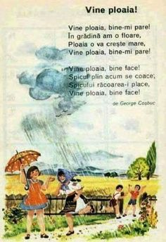 Am si eu cartea ce contine aceasta poezie Infant Activities, Preschool Activities, Firefox Logo, Kids Poems, Vintage School, Baby Play, Art Classroom, Kids Education, Nursery Rhymes