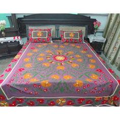 Suzani Furniture Covers - Suzani Furniture Cover Manufacturer from ...