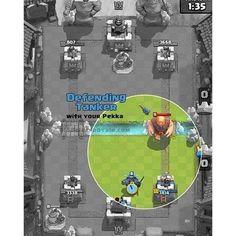 Take down Giant quickly with Pekka! Learn more @258clashroyale .com ... .. . :no_entry_sign:Ignored tags :no_entry_sign:  #258clashroyale #coc #gamer #game #gamestagram #gamers #gaming #gaminglife #clash #clashofclans #clashroyale #clashing #clashroyal #c