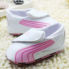baby girl puma sneakers