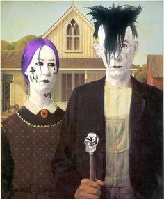 Se true goth parody!
