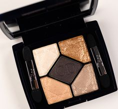 Dior Night Golds Eyeshadow Palette. Crying on the outside..inside...backside n frontside ... T-T
