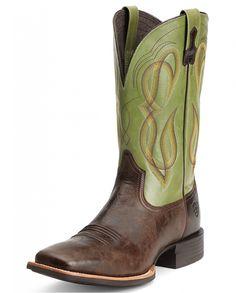 """Ariat® Men's Quantum Brander 12"""" Boots"""