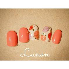 ネイルサンプル♪  #nail #nails #nailart #nailarts #nailsalon #nailartlove #lunon #lunonnail #ルノン #茨城 #石岡 #ネイル #ネイルサンプル #和ネイル #和アート #花 #flower #プライベートサロン #お祭り #お正月 #着物 #jelnail #jel #japanese #ネイルアート Chic Nails, Japanese Nail Art, Nail Patterns, Flower Nail Art, Mani Pedi, Red Nails, Nails On Fleek, Nail Art Designs, Nailart