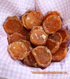 Soft Sweet Potato Jam Recipe (Mứt Khoai Lang Dẻo) from www.vietnamesefood.com.vn